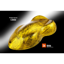 FENC60 Lemon yellow + Flash base + Candy base