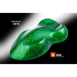 FENC70 Nature green + Flash base + Candy base