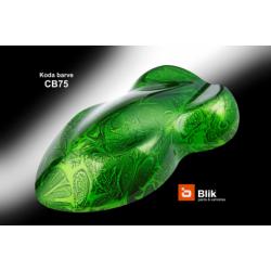 FENC75 apple green + Flash base + Candy base