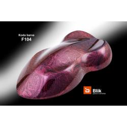 FEF104 Purple rain + Flash base