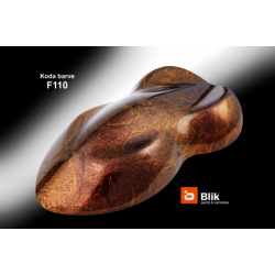 FEF110 Magic copper + Flash base