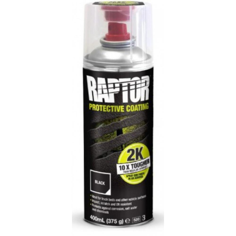 Raptor sprej 2K črni