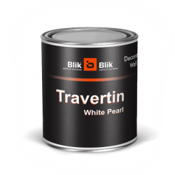 Travertin White Pearl