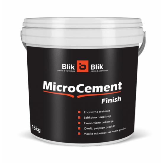 Mikro cement za talne in zidne površine